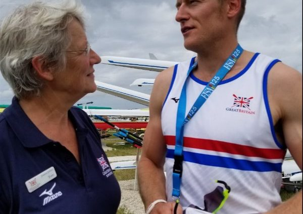 2017 World Rowing Championships – The British are Here!