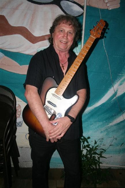 Mark Guitar Miller