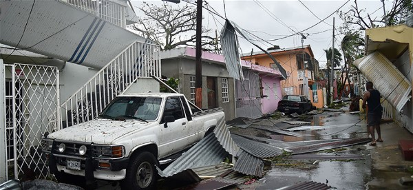 Help Puerto Rico Donation Center Update