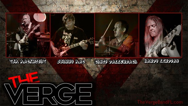 The Verge is coming to the Suncoast Music Scene!