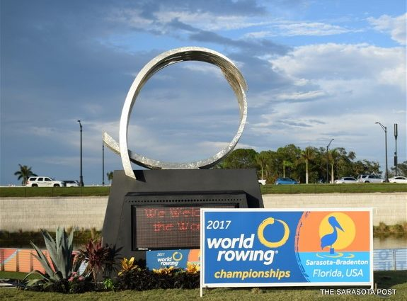 Athletes from Around the World Are Competing in Sarasota / Bradenton