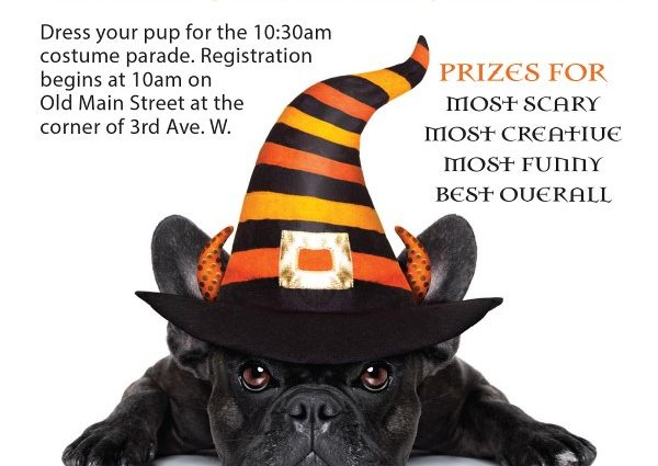 Howl'ween Pet Costume Contest Returns to the Bradenton Farmers' Market