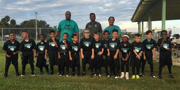 Gina Spicer talks about Manatee Police Athletic League – A Slam Dunk!