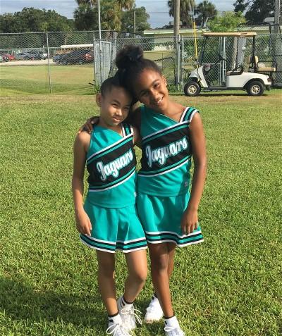 Manatee PAL Cheerleaders