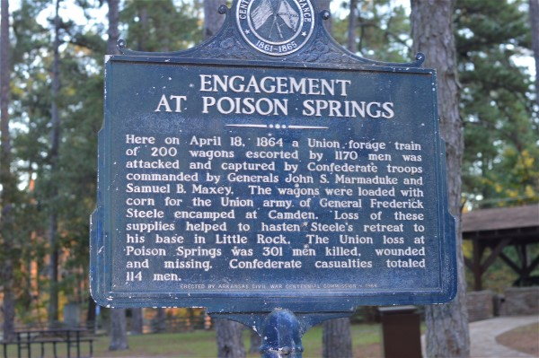 Poison Springs State Park