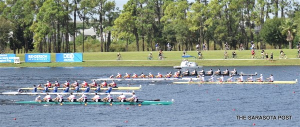 World Rowing Championships Nathan Benderson Park Sarasota Bradenton Florida