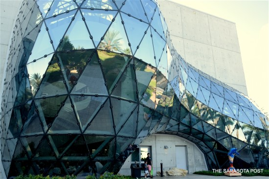 Salvador Dali Museum is a must see on the St. Pete Waterfront
