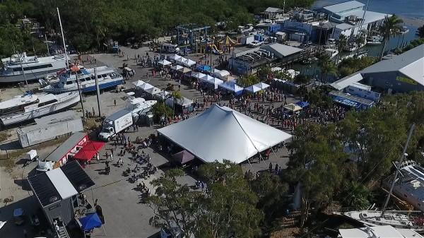 Congrats Cortez! Best Stone Crab Festival, EVER!