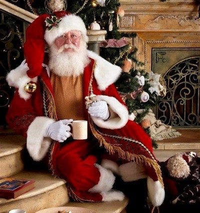 Santa Claus is Making You Fat