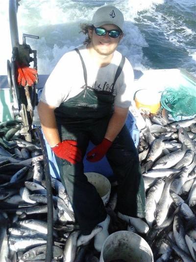 Fishing in Cortez, Florida
