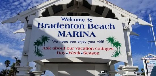 Bradenton Beach Marina