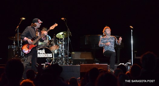 Bad Company's Paul Rodgers Rocks Ribfest in St. Petersburg, FL