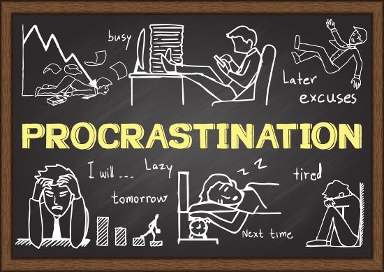 The Subtle Art of Procrastination