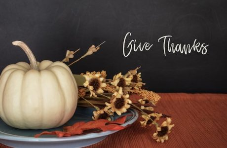 Thankful Week: An Attitude of Gratitude