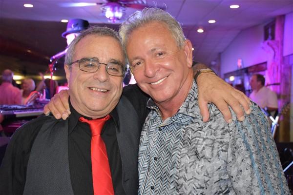 Billy Rice and Sande Caplin