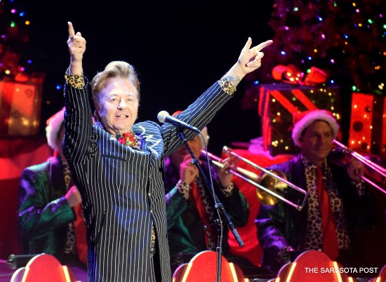 Brian Setzer's Orchestra swings into Clearwater to Rock Christmas