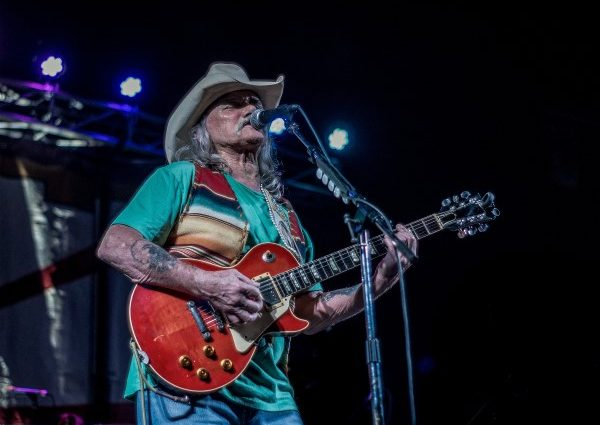 The Word is Out! Dickey Betts will Tour in 2018