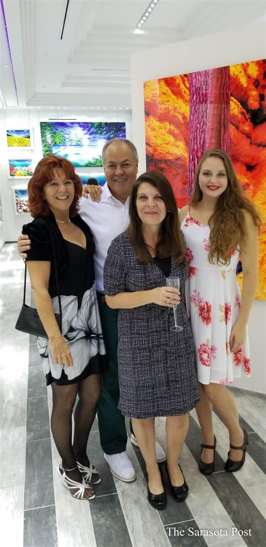 Fabio Dal Boni, Jodi Schwarzenbach, Laura Bell Adams, Shelby Hartshorn