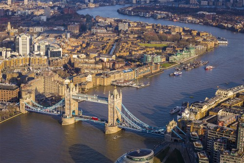 Five ways to virtually visit London without the need to travel