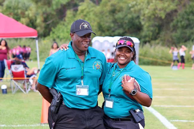 Deputy Bryant and Deputy Houston