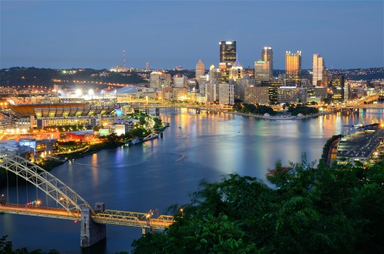 Hi Pittsburgh! Welcome to Sarasota / Bradenton
