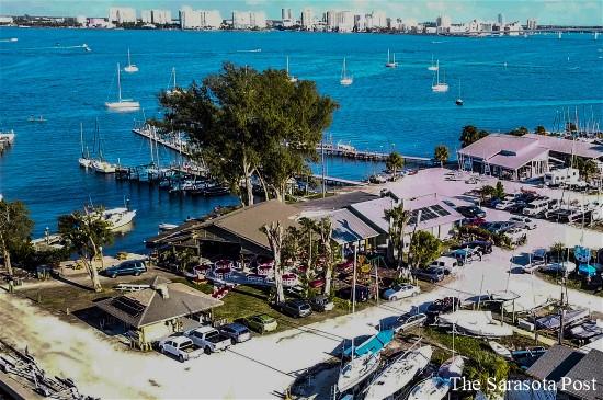 Keeping It Local! SunCoast Blood Bank Party at the Sarasota Sailing Squadron