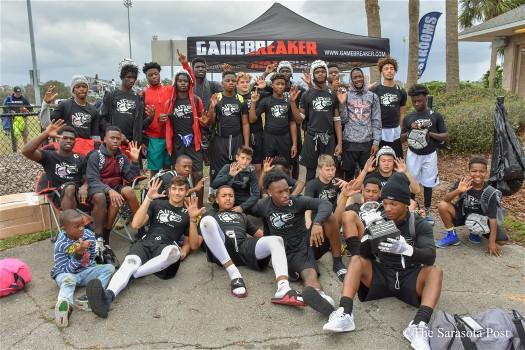 Congratulations to 'Air 5', Our Super Football Kids in Sarasota-Bradenton
