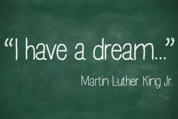 Martin Luther King's I Have A Dream Speech August 28 1963