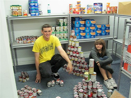 Help Feeding the Homeless