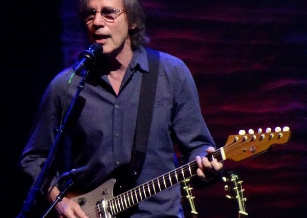 Jackson Browne – Running On Music at the Van Wezel Performing Arts Center