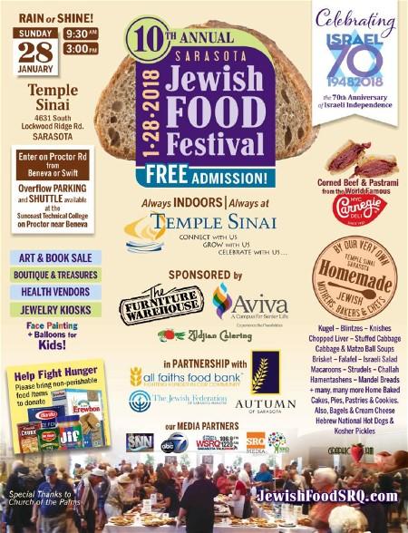 Sarasota Jewish Food Festival