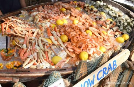 Sarasota Seafood Festival – A Great Catch