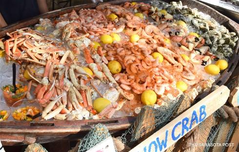 Sarasota Seafood Festival – A Great Catch