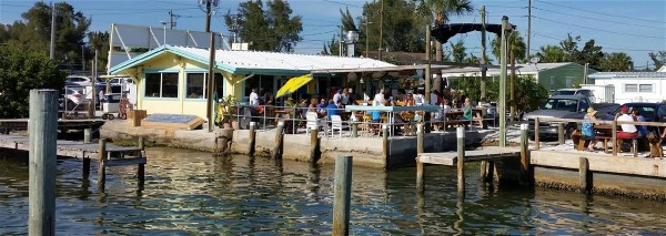 'Tide Tables'- Classically Good Florida Food in Cortez, FL