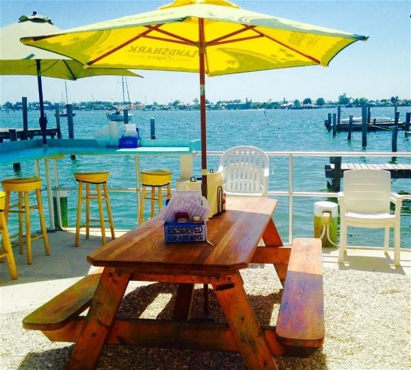 Fresh Seafood Cortez,Florida