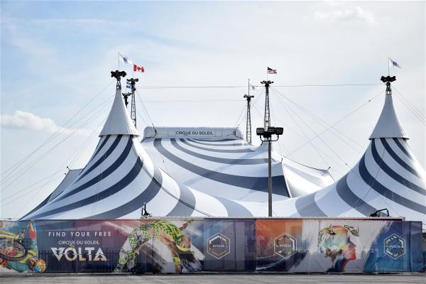 Circus in Tampa