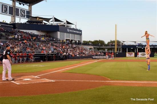 George Steinbrenner Field Tampa, Florida