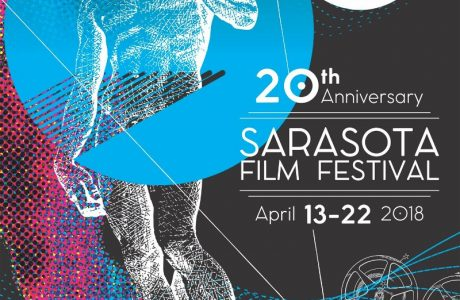 SARASOTA FILM FESTIVAL PROUDLY UNVEILS ITS 20TH ANNIVERSARY 2018 POSTER