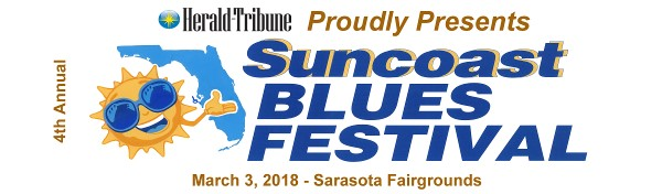 Have You Heard the Latest News About the Suncoast Blues Festival?
