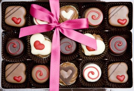 Valentine Candy in Sarasota Bradenton