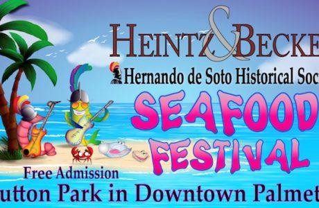 2018 Heintz & Becker De Soto Seafood Fest