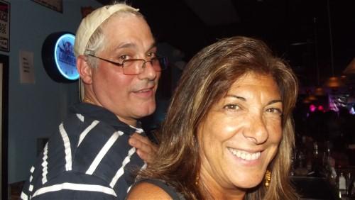 Bruce Famiglio and Carolyn Davis