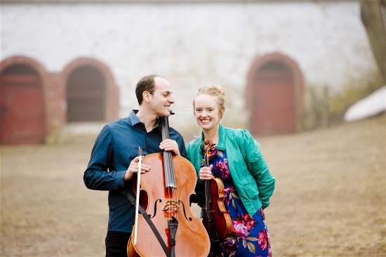 Scottish Fiddle Champion and Pioneering Cellist to Perform at Fogartyville