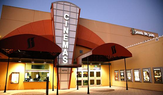 arasota Burns Court Cinema: Film Screening with Ambience