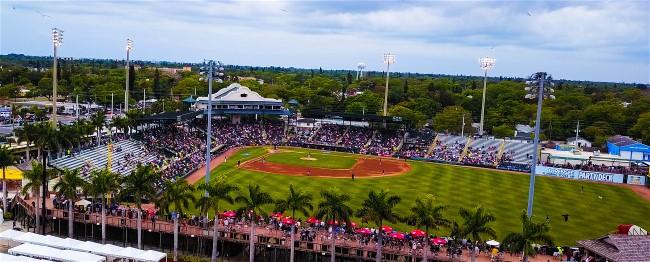 Baseball Spring Training in Bradenton, Florida- Wonderful!
