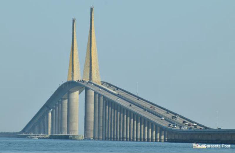 Florida Sunshine Skyway Bridge