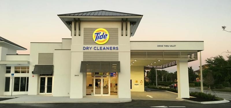 Tide Dry Cleaners Opens First Brick-and-Mortar Location in Sarasota