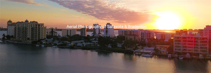 Professional Aerial Drone Photography & Videography in Sarasota-Bradenton