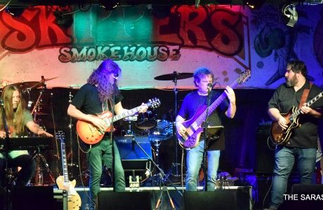 Allman and Goldflies Band Making Second Chances Happen