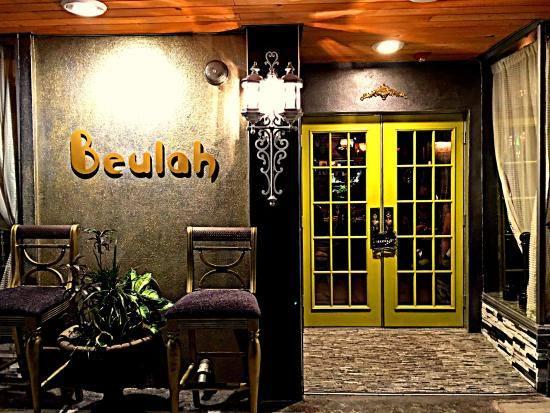 Beulah Restaurant date night!